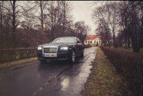 Rolls-Royce Ghost - test